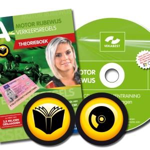 Motor theorieboek + CD-ROM