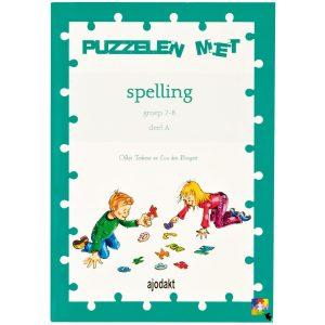 Puzzelen met spelling voor groep 7/8, deel 1