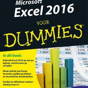 Microsoft Excel 2016 voor Dummies