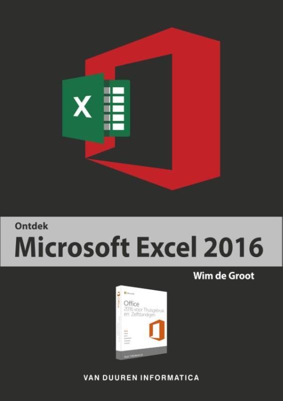 Ontdek Microsoft Excel 2016