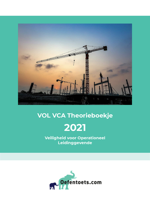 VOL VCA Theorieboekje