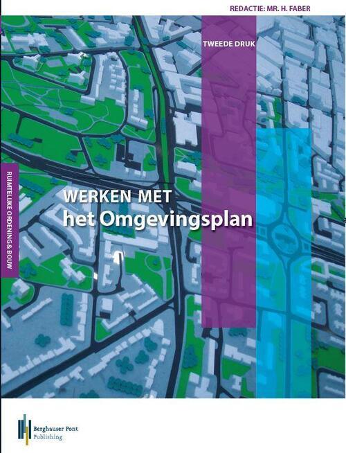Werken met het Omgevingsplan - Hendrik Faber - Paperback (9789492952165)