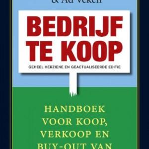 Arthur Goedkoop Business bibliotheek Bedrijf te koop