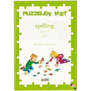 Puzzelen met spelling voor groep 7/8, deel 2