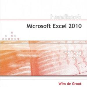 Wim de Groot Handboek Microsoft Excel 2010