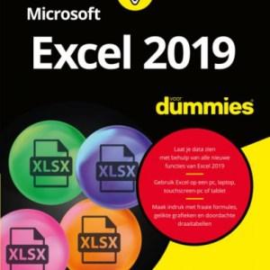 Greg Harvey Microsoft Excel 2019 voor Dummies