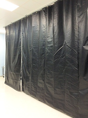Industrial Blackout Curtains  Akon  Curtain and Dividers