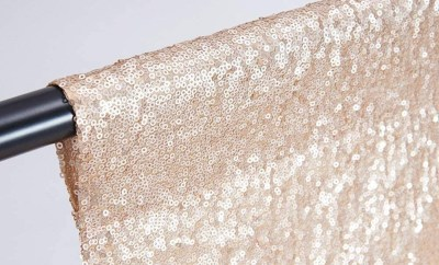 Backdrop Curtain Decoration, Stage, Gold Foil Star **2021 Room Curtain
