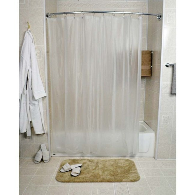 Tear-Proof Shower Curtain, Recommendations, Transparent **2021 Shower Curtain