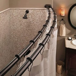 Bowed Curtain Rods Why Use Curved Pillow Rods When You Can Use Traditional Hanging? Curtain