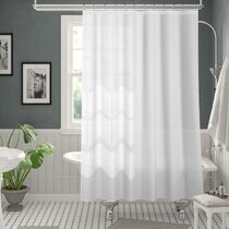 Long Length Shower Curtain An Affordable Alternative to High priced Curtains Shower Curtain