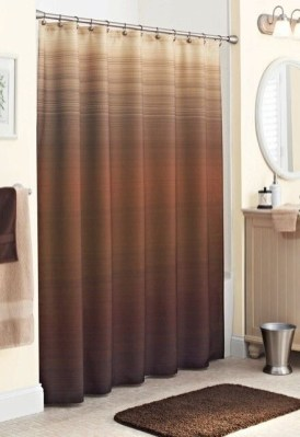 Choose the Perfect Brown Shower Curtain Set Shower Curtain