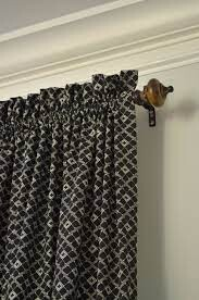 How to Sew a Curtain Using Pattern and Size Curtain