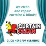 we clean and repair