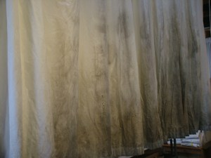 What can happen to your curtain.