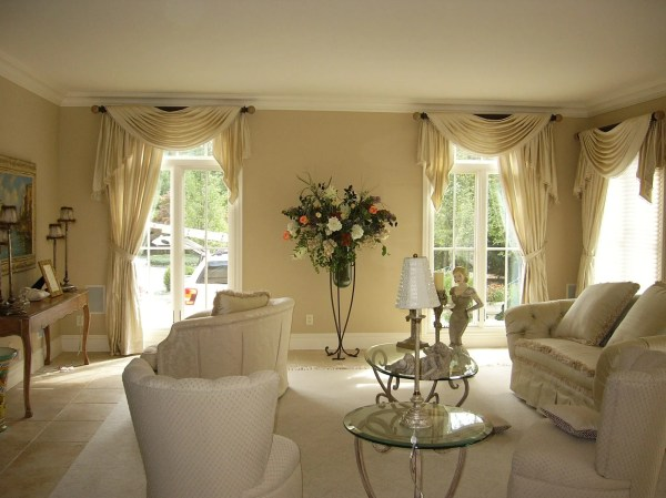 Valances And Swags Curtains Boutique In Nj