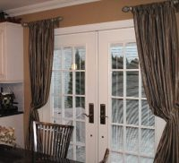 Draperies and Curtains by Curtains Boutique, Bergen County