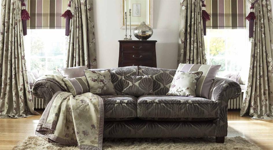 interior design, prestigious fabric