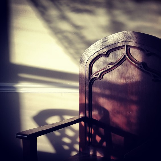 Long Light and a Holy Seat