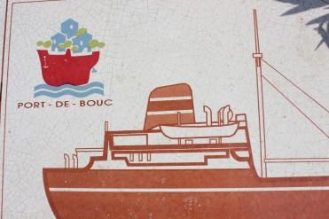 Pot de Bouc, a once flourishing shipbuilding site