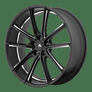 AVX-10 Matte Black Milled
