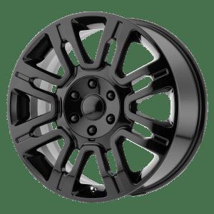 PR167 Gloss Black