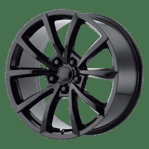 PR184 Gloss Black