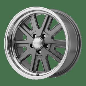 427 Mono Cast Mag Gray Machined