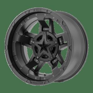 RS3 Matte Black