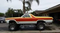 '71 El Camino 4x4