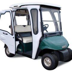 Ez Go Systems Engineering V Diagram E Z Rxv Cab Curtis Industries Golf Cart Enclosure