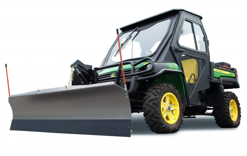 medium resolution of hydraulic utv plow