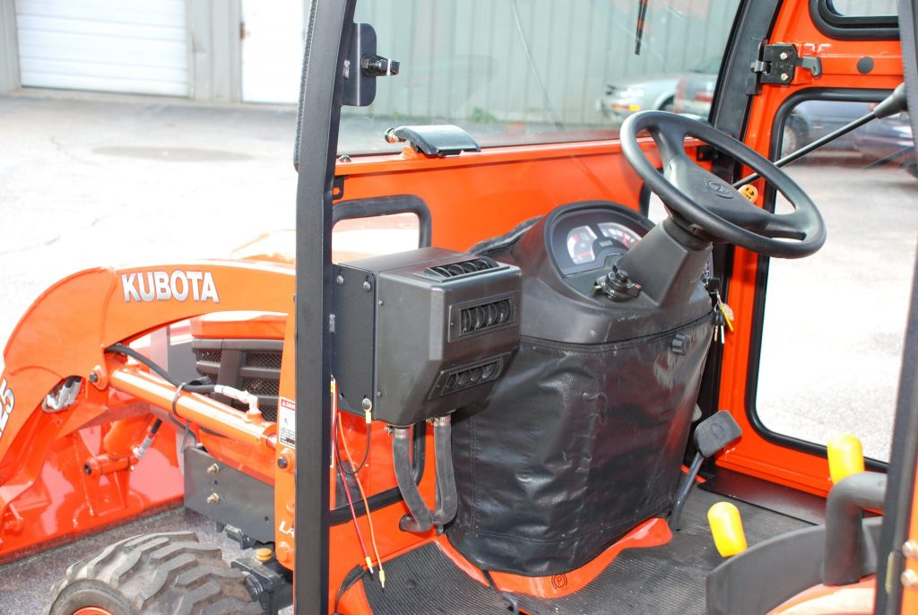 hight resolution of heater kubota bx2370