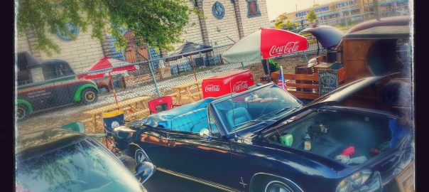 Vintage Cars at Mazzaro Market
