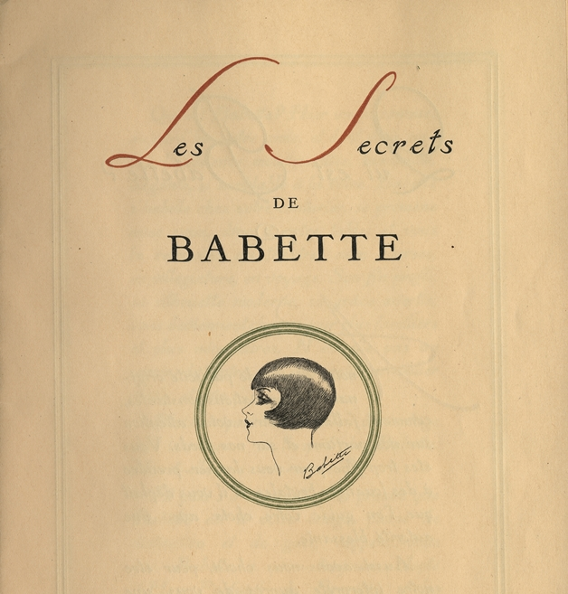 1924 Babette - About the brand... Bourjois!