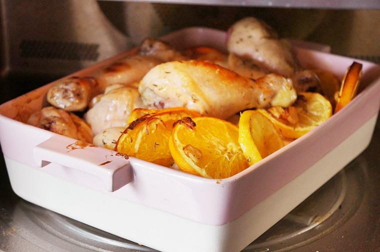 recept zomerse kip