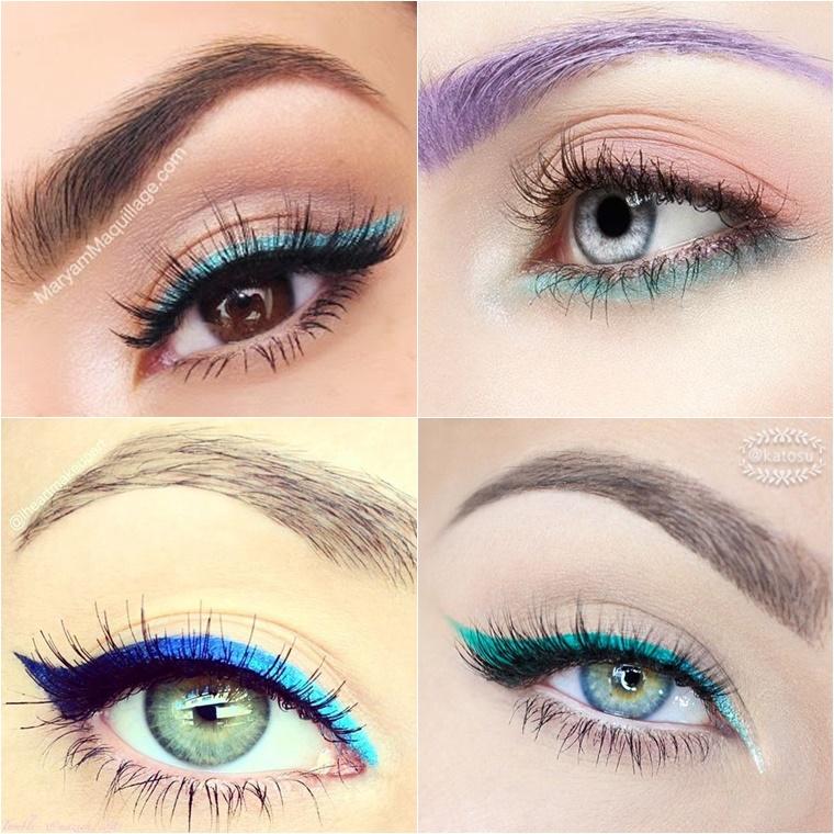 felle eyeliner 2 - Yves Rocher   Botanical color eye pencil