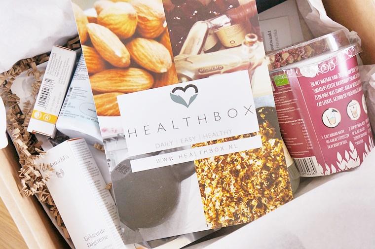 healthbox unboxing juli 2015 3 - Unboxing Healthbox juli 2015