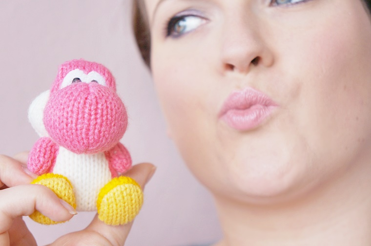 yoshis woolly world 3 - Nintendo Wii U Yoshi's Woolly World