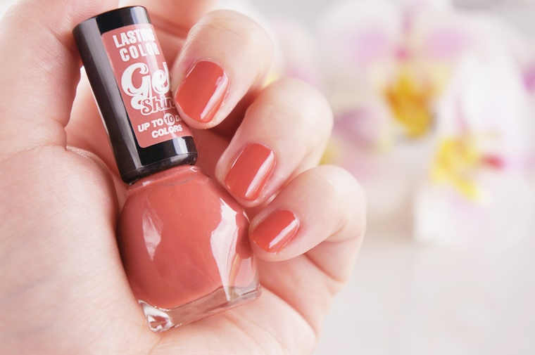 miss sporty lasting color gel shine 5 - Miss Sporty lasting color Gel Shine