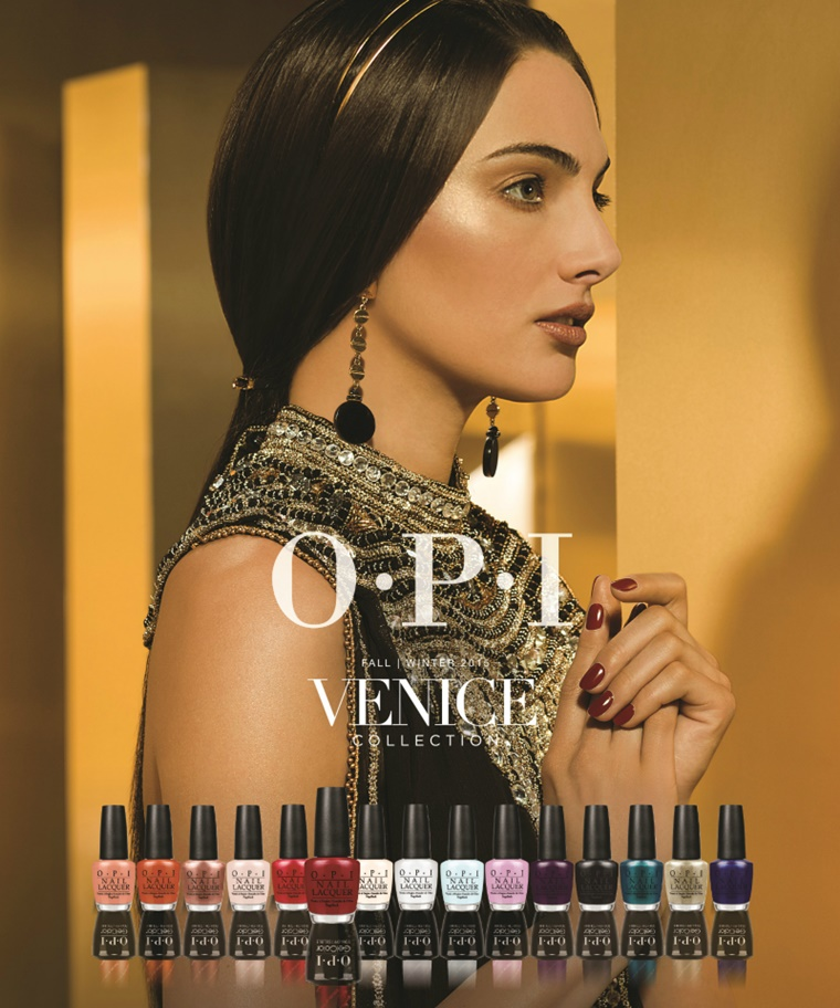 opi venice collection swatches 8 - OPI Venice Collection