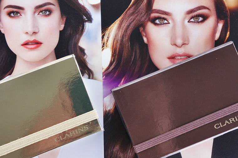 clarins pretty day pretty night palette 1 - Clarins | Pretty Day & Pretty Night