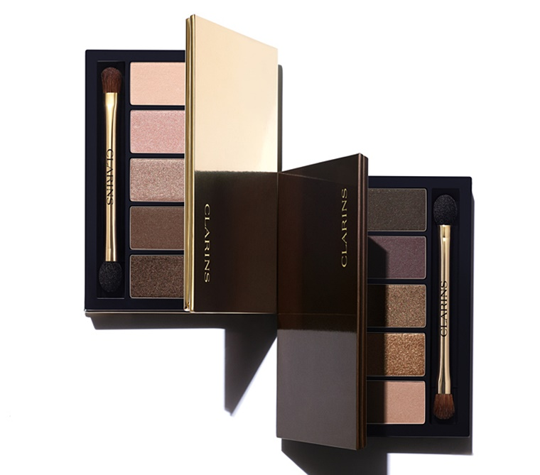 clarins pretty day pretty night palette 5 - Clarins | Pretty Day & Pretty Night