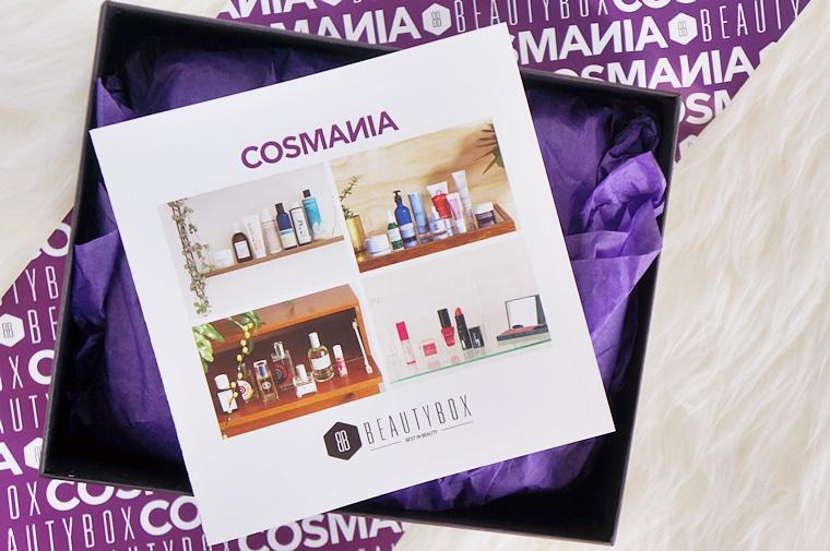 cosmania beautybox 2015 2 - Cosmania x Beautybox unboxing
