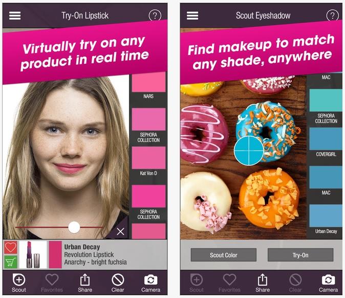 leukste beauty apps