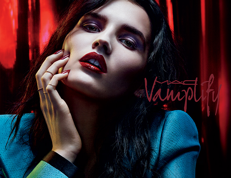 mac vamplify 1 - MAC Vamplify | How Chic Is This? & What's Going On?