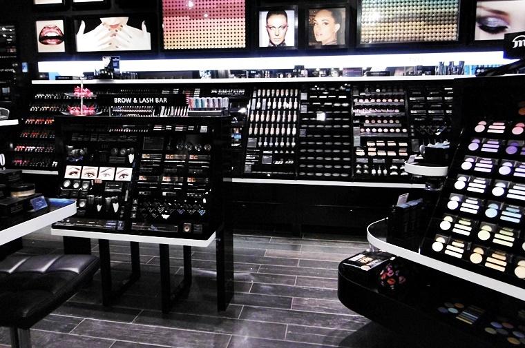 make up studio les 2 - Contourles bij Make-up Studio