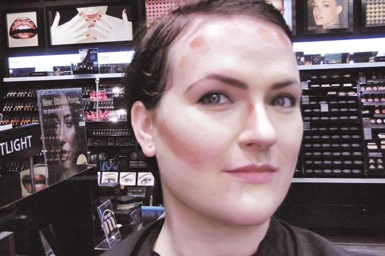 make up studio les 7 - Contourles bij Make-up Studio