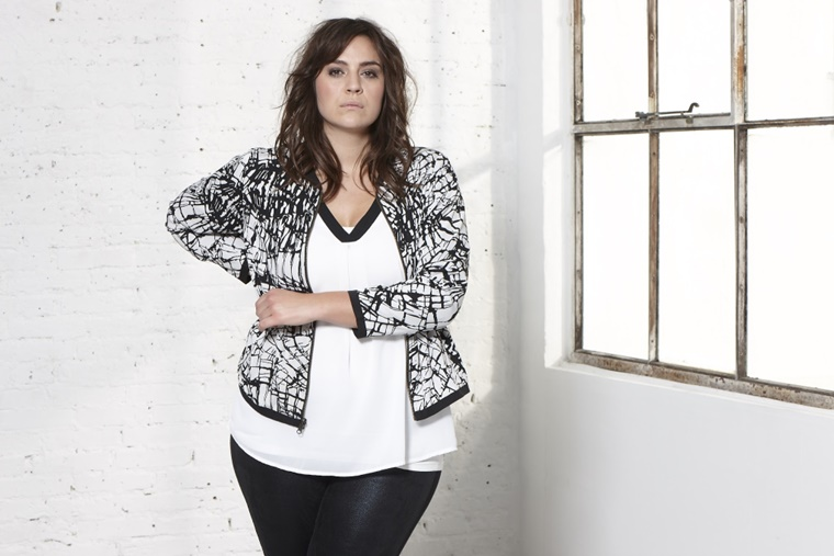 plussize news september 2015 7 - Plussize News | Adia, Ted & Muffy en Zizzi Black Label