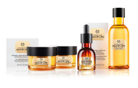the body shop oils of life 1 - The Body Shop | Oils of Life